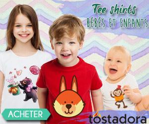 Tee-shirts enfants et bébé
