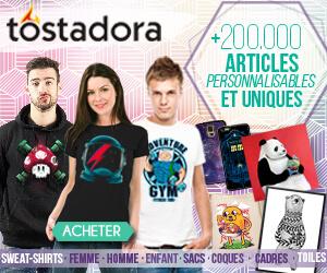 Tee-shirts et wallart Tostadora
